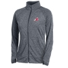 Image for Under Armour Athletic Logo Full Zip Womens Jacket