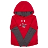 Image for Under Armour Youth Football Helmet Hoodie