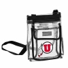 Image for Athletic Logo Clear Crossbody Bag