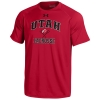 Image for Under Armour Utah Athletic Logo Lacrosse T-Shirt