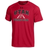 Image for Under Armour Utah Athletic Logo Swimming & Diving T-Shirt