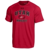Cover Image for Under Armour Utah Athletic Logo Gymnastics T-Shirt