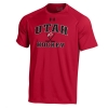 Image for Under Armour Utah Athletic Logo Hockey T-Shirt