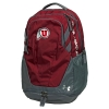 Image for Under Armour Athletic Logo Maroon Backpack