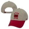 Cover Image for Champion Utah UTES Athletic Logo Grey Hoodie