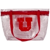 Image for Block U Clear Plastic Stadium Tote