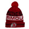 Image for Under Armour Athletic Logo Pom Beanie