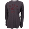 Image for Under Armour Utah Athletic Logo Grey Women Long Sleeve