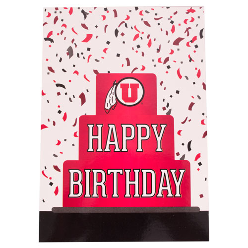 Cover Image For U Happy Birthday card