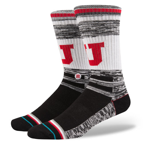 Image For Stance Block U Adult Socks