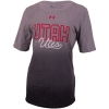 Image for Under Armour Utah UTES Gradient Grey Women T-Shirt