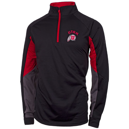 Cover Image For Under Armour UTAH Athletic logo Quarter Zip Jacket