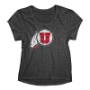 Image for Blue 84 Ute Proud Athletic Logo Women's T-Shirt