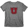 Image for Blue 84 Utes Proud Block U Youth T-Shirt