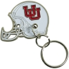 Image for Utah Utes Football Helmet Bottle Opener Key Chain