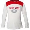 Image for Utah Utes Girls Youth Football T-Shirt