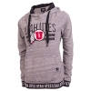 Cover Image for League University of Utah Womens Hooded Triblend Sweatshirt
