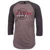 Image for Men's Athletic Logo Utah Hockey T-shirt