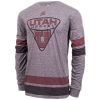 Image for Block U Athletic Logo Utah Hockey Jersey T-shirt