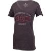 Image for University of Utah Interlocking U Women's V-neck T-shirt
