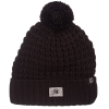 Image for Zephyr Athletic Logo Black Cozy Knitted Beanie