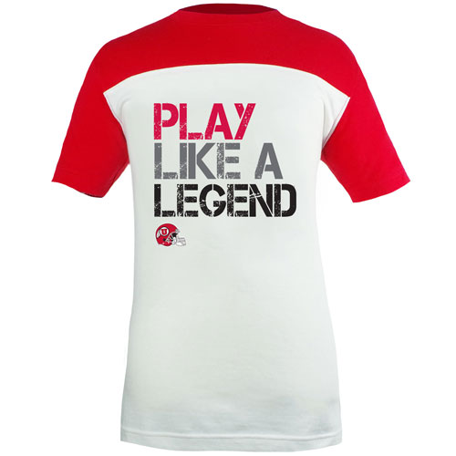 Image For Play Like a Legend Youth Tee