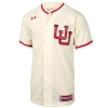 Image for Under Armour Utah Interlocking U Baseball Jersey
