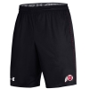 Image for Under Armour Black Athletic Logo Shorts