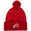 Image for 47 Brand Athletic Logo Sequin Pom Pom Beanie
