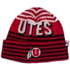 Image for 47 Brand Youth Athletic Logo Striped Utes Beanie