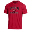 Image for Under Armour Utah Athletic Logo Soccer T-Shirt