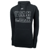 Image for Under Armour Women's Silver Front Sweatshirt
