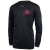 Image for Under Armour Reflective Athletic Logo Long Sleeve Tee