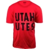 Image for Utah Utes Performance Basketball T-Shirt