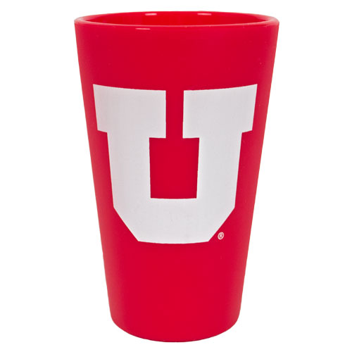 Image For Block U Silicone Pint Glass