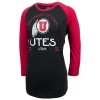 Image for 47 Brand Utah Athletic Logo Women's Long sleeve shirt