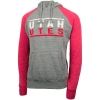 Image for Campus Crew Mens Throwback Utah Utes Hoodie