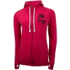 Image for Campus Crew Red Full Zip Women's Hoodie