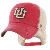 Image for Interlocking U Mesh Throwback Hat