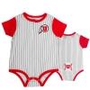 Image for Utah Utes Athletic Logo Colosseum Baseball Onesie