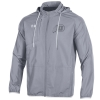 Image for Under Armour Full Zip Athletic Logo Hooded Windbreaker