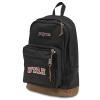 Image for Jansport Black Utah Backpack