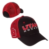 Cover Image for Under Armour Gray Pattern Utah Utes Athletic Logo Short