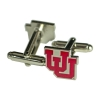 Image for Interlocking U Cuff Links
