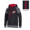 Image for Utah Utes Full Zip Athletic Logo Hoodie
