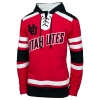 Image for Utah Utes Interlocking U Hockey Hoodie