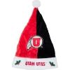 Image for Utah Utes Holiday Santa Hat