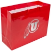 Image for Utah Utes Chrome Athletic Logo Large Gift Bag
