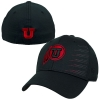 Image for Utah Utes Youth Athletic Logo Flex Fit Hat