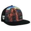 Image for Utah Utes Arches Mesh Snapback Hat